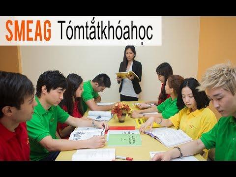 Các lớp học tại SMEAG