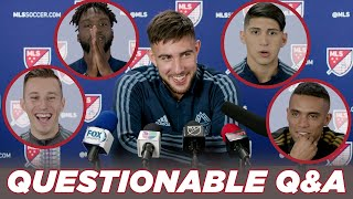 No VAR? No Fouls? What Would Be the Best New Rule in Soccer?   Questionable Soccer Q&A by Major League Soccer