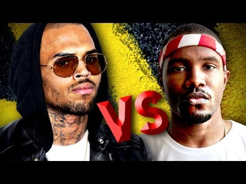 Chris Brown vs Frank Ocean