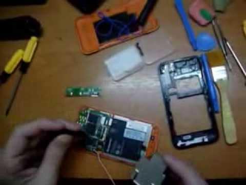 ?? Video: Разборка Lenovo A660