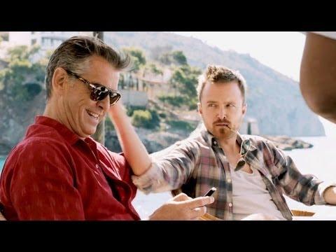 A LONG WAY DOWN Trailer (Pierce Brosnan, Aaron Paul, Toni Collette, Imogen Poots)