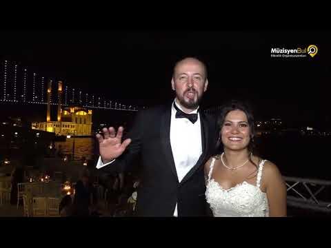 Ömür & Gökay Wedding - Feriye Sarayı muzisyenbul.net