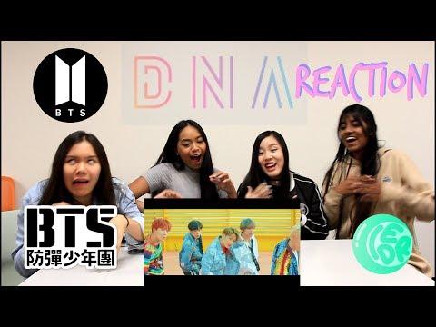 BTS (방탄소년단) 'DNA' M/V Reaction | CIDER DANCE CREW