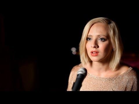 Tekst piosenki Madilyn Bailey - Wrecking Ball (Cover) po polsku