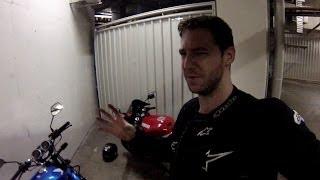 10. Matt Rides.. A 2001 Yamaha R1
