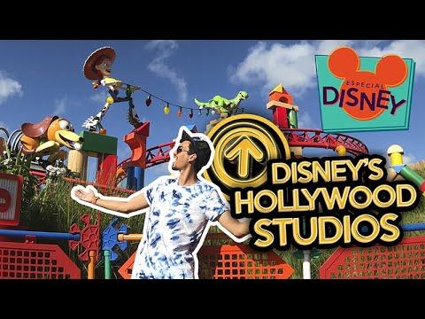 Expedição de Rua - ESPECIAL DISNEY | Disney's Hollywood Studios