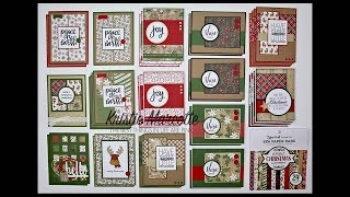 Video Echo Park's A Perfect Christmas collection- 38 cards from one 6x6 paper pad MP3, 3GP, MP4, WEBM, AVI, FLV Juli 2019