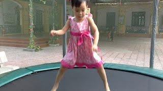[Video] Minh Thư nhảy ở mẫu giáo - 10/10/2016