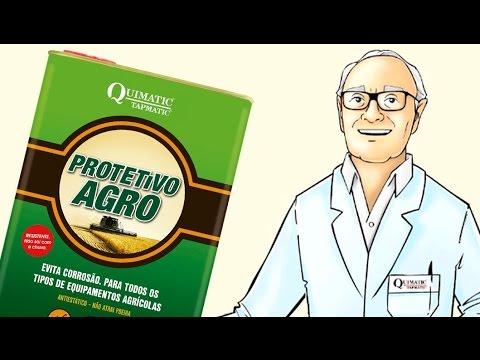 Vídeo: Protetivo Agro - Inibidor de Corrosão para Implementos Agrícolas