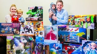 HUGE TOY DONATION!!