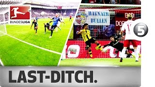 ► Sub now: http://redirect.bundesliga.com/_bwBd Moments like these are almost as valuable as a goal at the other end. Plus, who doesn't love a moment of dram...