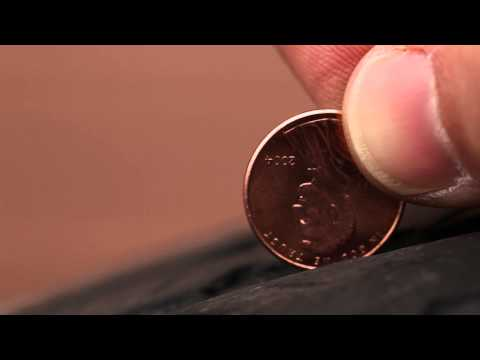 When to Replace Tires: The Penny Test -- Pep Boys