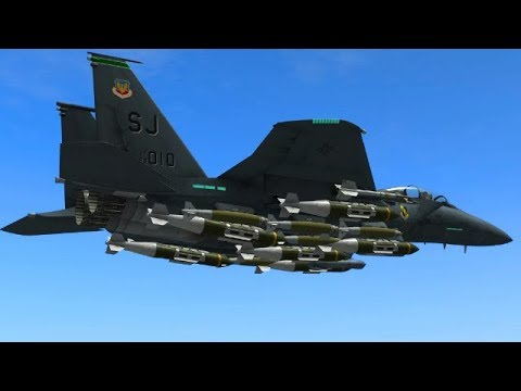 A 'Stealthy' F-15 'Silent Eagle': Smart Idea or a Waste of Money? (видео)