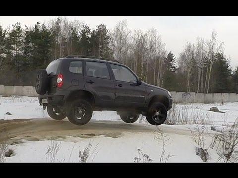 Лучший тест-драйв Chevrolet Niva