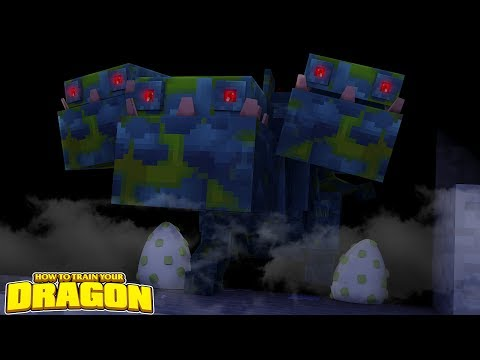 TAMING THE HYDRA DRAGON - How To Train Your Dragon w/TinyTurtle