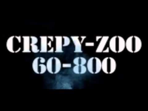 NEW 2014 _ CREPY ZOO 60-800 A.K.A 6/BULL - Sauvages jeunes records