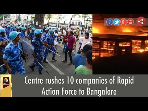 Centre-rushes-10-companies-of-Rapid-Action-Force-to-Bangalore