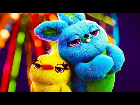 "TOY STORY 4 ""Ducky & Bunny"" Clip"