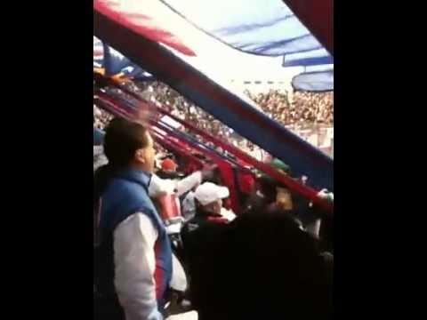 TIGRE vs arsenal (En el barrio de victoria la banda esta re loca) - La Barra Del Matador - Tigre