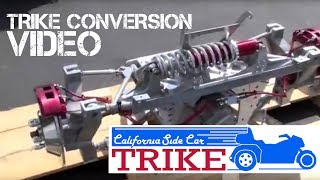 6. Trike Conversion GL1800 Goldwing | California Side Car | Wingstuff.com