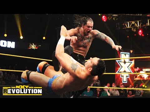 Corbin - Bull Dempsey keeps an eye on the action while Tye Dillinger attempts to take out NXT's dominant titan, Baron Corbin. See FULL episodes of WWE NXT on WWE NETW...