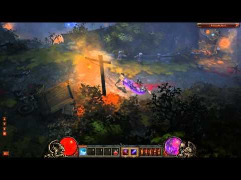 Diablo 3 Beta - CZ ukázka - 2/8