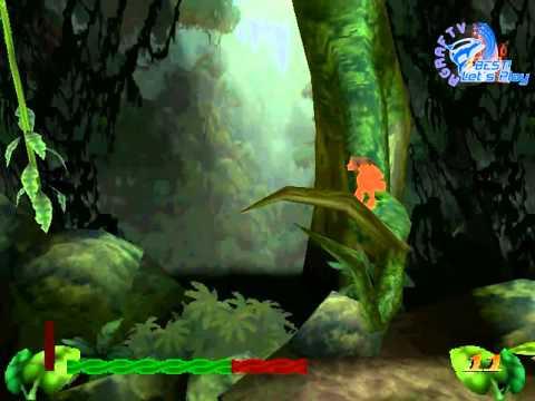 Disney's Tarzan [Полное Прохождение] by Рома Graf