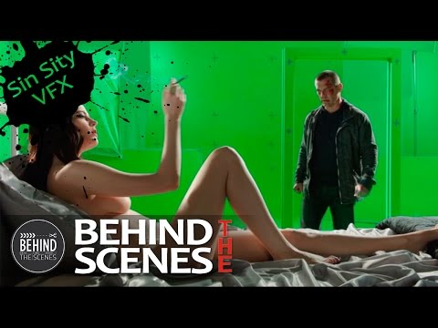 Sin City (VFX Breakdown)