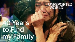 Video Families reunited after 40 years apart in Cambodia | Unreported World MP3, 3GP, MP4, WEBM, AVI, FLV September 2019