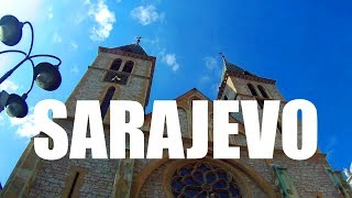 "Exploring Sarajevo, the capital city of Bosnia & Herzegovina (formerly part of Yugoslavia).My other video about the events in Sarajevo that led to World War I:https://www.youtube.com/watch?v=0RqFMv0hUkcPLANNING A BUDGET TRAVELING TRIP? ""Gabe's Guide to Budget Travel"" is a travel guidebook that's packed with practical travel info. Just $10 on Amazon! For more info, CLICK HERE: http://www.amazon.com/Gabes-Guide-Budget-Travel-Tricks/dp/1470155141/Or feel like reading something else that's fun, adventurous and inspiring? ""Following My Thumb"" features 26 exciting travel stories from around the world. Also available on Amazon: http://www.amazon.com/Following-My-Thumb-Gabriel-Morris/dp/1846948495/Support Gabriel's videos on Patreon! https://www.patreon.com/gabrieltravelerFollow on Instagram: https://www.instagram.com/gabrieltravelerJoin Gabriel's Facebook travel group: https://www.facebook.com/groups/224985807515334/Gabriel's travel page on Facebook:https://www.facebook.com/pages/Explore-the-World/226239094115488Follow on Twitter: http://www.twitter.com/gabrieltravelLots more adventure travel at: http://gabrieltraveler.comMusic during the video:""Pisco Sour"" by Gunnar OlsenVideo created by Gabriel Morris, who is the owner of all video or photo content. Filmed with an ICONNTECHS IT Ultra HD 4K Sport Action Camera.Gabriel is a world traveler and travel writer who has been adventuring around the world off and on since his first trip to Europe in the summer of 1990 when he was 18 years old. He is author of ""Following My Thumb"", a collection of 26 exciting and hilarious autobiographical travel stories from his worldly wanderings during the 1990s; and has written several other books available on Amazon.com and elsewhere.Thanks a lot for watching and safe journeys!SARAJEVO, Capital of Bosnia & Herzegovina: Is It Worth Visiting?"