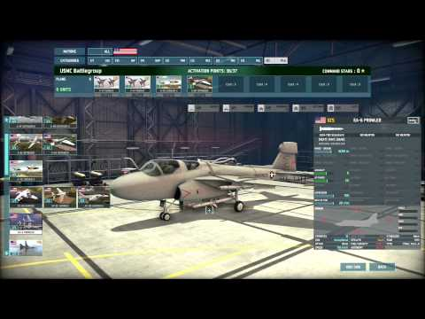 Video thumbnail Wargame: Airland Battle deck presentatie