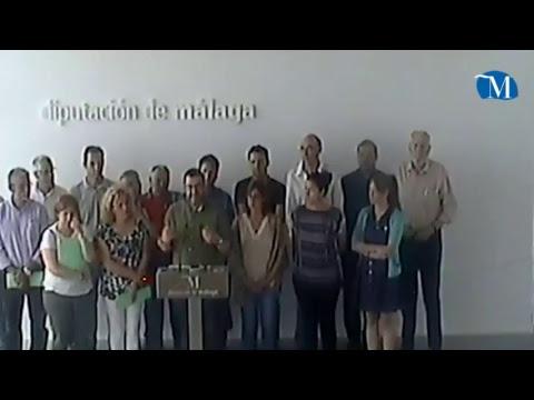 Encuentro de Izquierda Unida junto a alcaldes de la provincia
