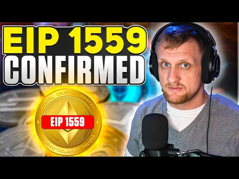 EIP 1559 Confirmed!