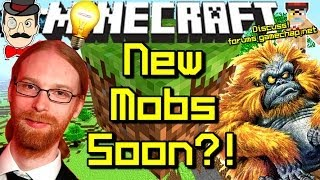 Minecraft News NEW MOBS COMING SOON?!