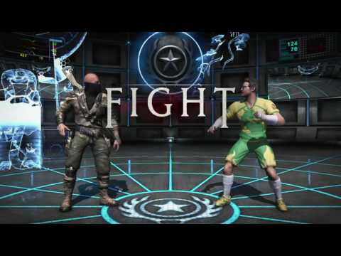 P.V.G.F. MKXL Online Casual Match MKRayden vs SuperVillian8 Part2