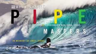 Billabong Pipeline Master 2012, In Memory of Andy Irons - Teaser