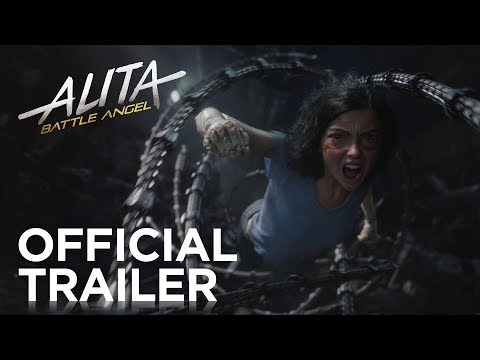 The First Full Trailer for Alita Battle Angel