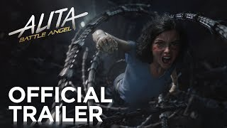 VIDEO: ALITA: BATTLE ANGEL – Off. Trailer