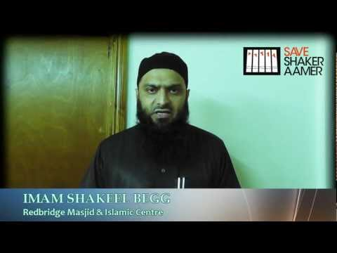 Imam Shakeel Begg Supports Campaign
