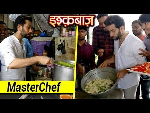 Nakuul Mehta aka Shivaay Turns CHEF For His Co-sta