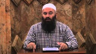 Debatin bëje për ALLAH e jo për vetvetën tënde - Hoxhë Bekir Halimi