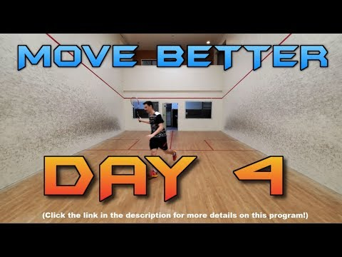 Day 4 - Front to Side Movement Workout