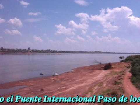 Puente Getulio Vargas / Agustin Justo - Frontera Argentina / Brasil