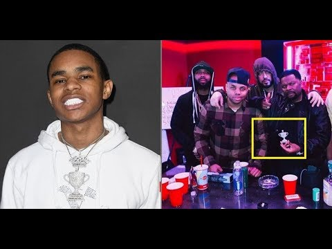 J Prince Gets back YBN Almighty Jay chain after Brutal Beatdown where his Chain was Snatched!