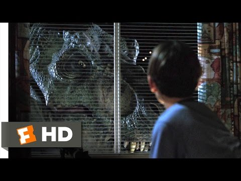 The Lost World: Jurassic Park (8/10) Movie CLIP - Backyard Dino (1997) HD (видео)