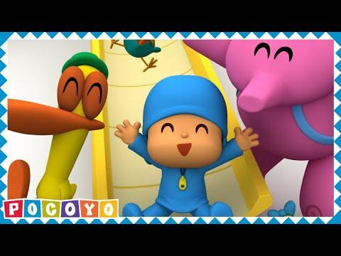 pocoyo portugues brasil - Pocoyo - O grande escorregador (S02E13)