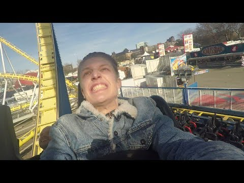 Hamburger Dom: Adrenalin-Check - in welchem Fahrges ...