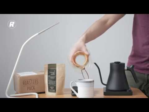 Rethink Café: The Chemex ft. Stagg & Roasters Pack