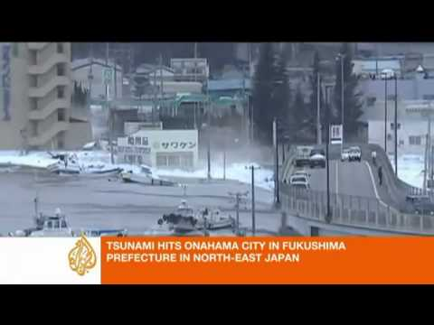 Powerful quake hits Japan  tsunami terremoto japon 2013  earthquake japan