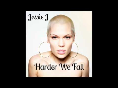 Tekst piosenki Jessie J - Harder We Fall po polsku